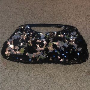 Sequined clutch! Perfect for a glam night out!